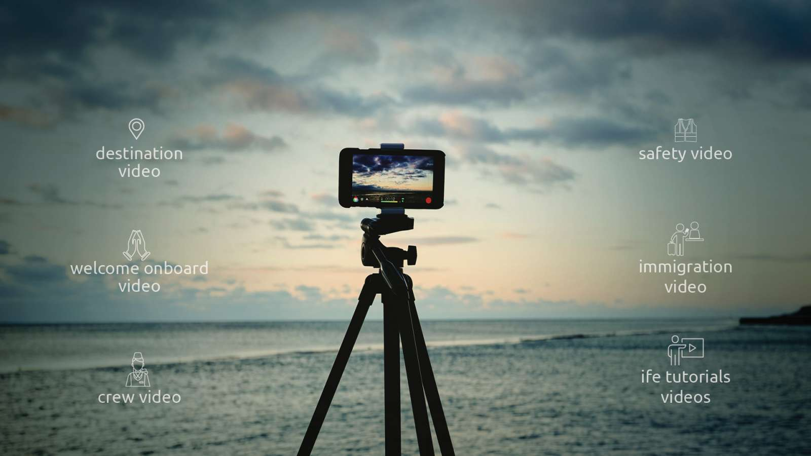 Inflight Entertainment Content Service Provider