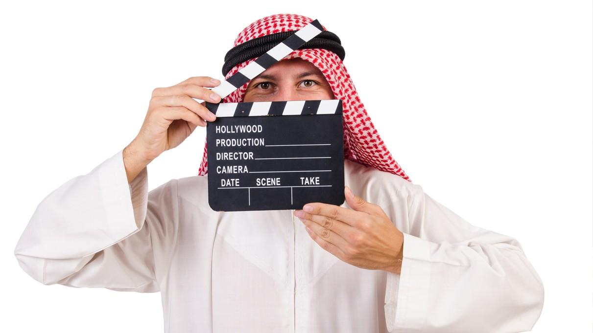 Arabic language inflight content