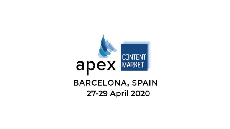 Alpha Pictures to Participate in APEX Content Market 2020 in Barcelona
